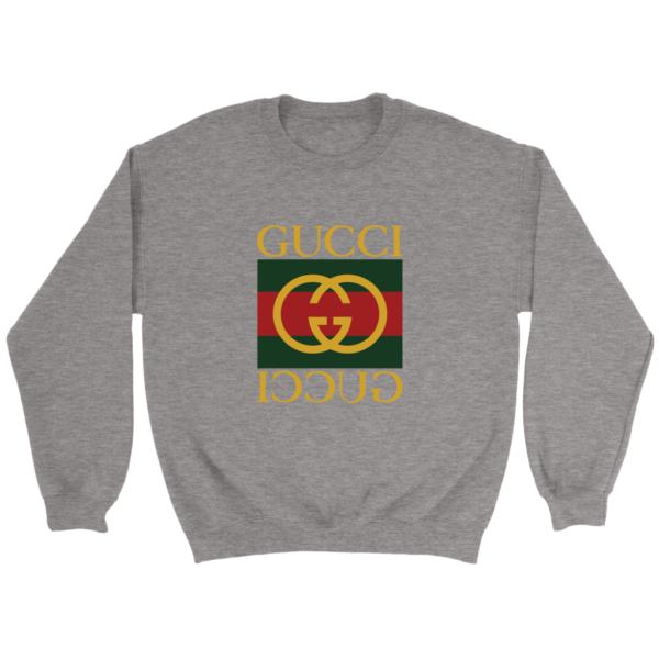 Gucci Logo Premium Crewneck Sweatshirt