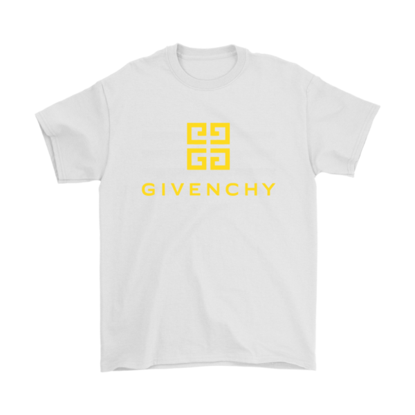 Givenchy Gold Logo Premium Mens T-Shirt