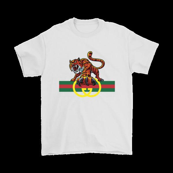 Tiger Gucci Mens T-Shirt