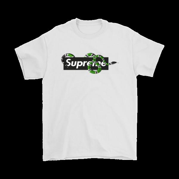 Supreme Snake Logo Limited Edition Mens T-Shirt