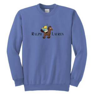 Ralph Lauren Simpson Youth Crewneck Sweatshirt
