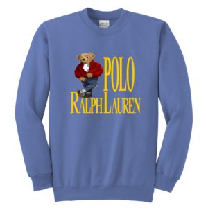 Ralph Lauren Polo Bear Youth Crewneck Sweatshirt