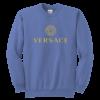 Valentino Logo Rainbow Youth Crewneck Sweatshirt