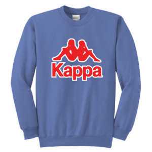 Kappa Logo Youth Crewneck Sweatshirt