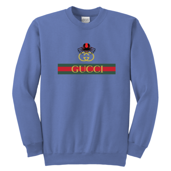 Gucci Spider Limited Edition Youth Crewneck Sweatshirt