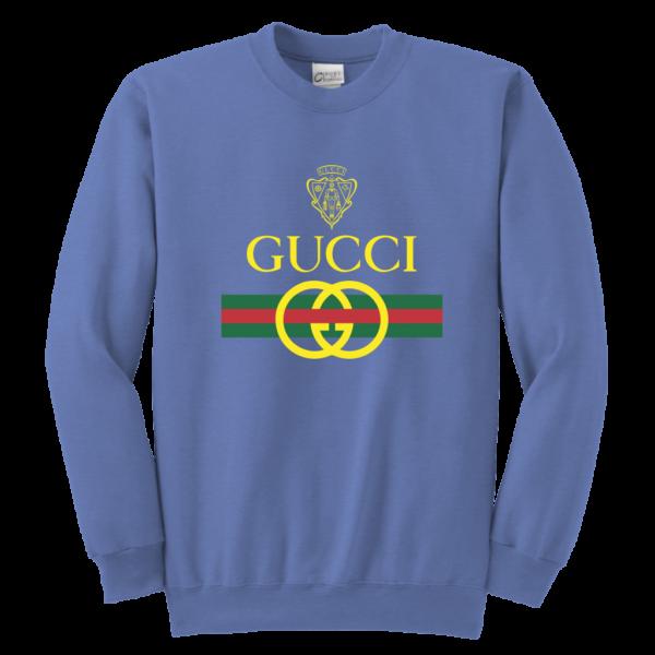 Gucci Original Vintage Logo Youth Crewneck Sweatshirt