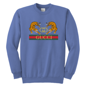Gucci Strength Jaguar Youth Crewneck Sweatshirt