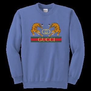 Gucci Strength Jaguar Youth Crewneck Sweatshirt