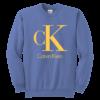 Calvin Klein Logo Youth Crewneck Sweatshirt