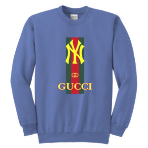 Gucci New York Yankees Youth Crewneck Sweatshirt