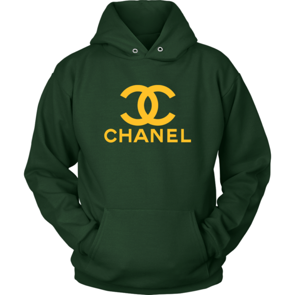 CoCo Chanel Logo Unisex Hoodie