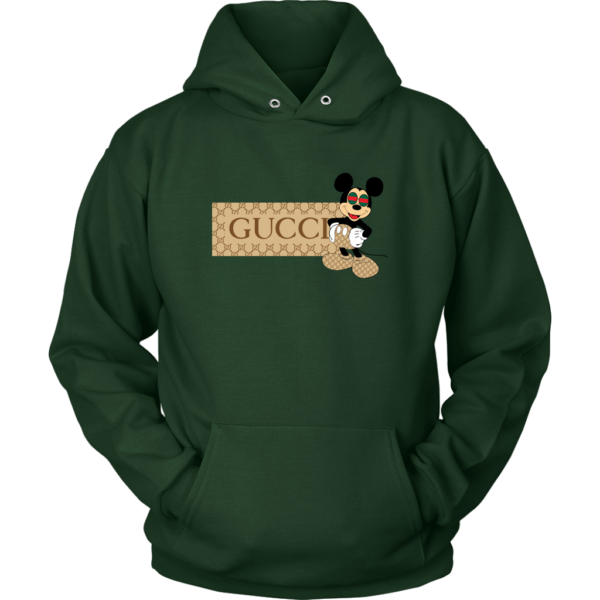 Gucci Mickey Mouse Premium Unisex Hoodie