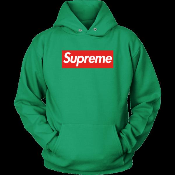 Supreme Box Logo Unisex Hoodie
