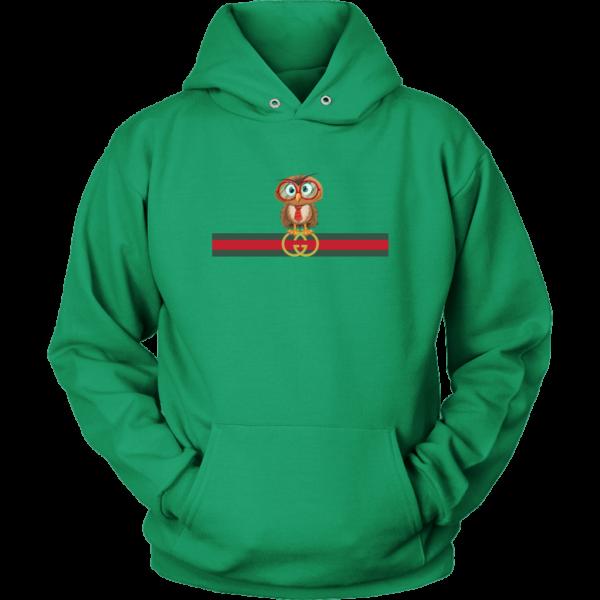 Gucci Owl Premium Limited Unisex Hoodie