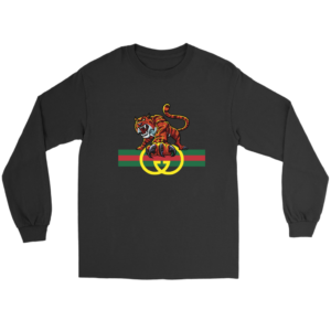 Tiger Gucci Long Sleeve Tee