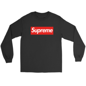 Supreme Box Logo Long Sleeve Tee