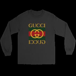 Gucci Logo Premium Long Sleeve Tee
