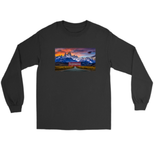 Supreme Patagonia Mountains Long Sleeve Tee