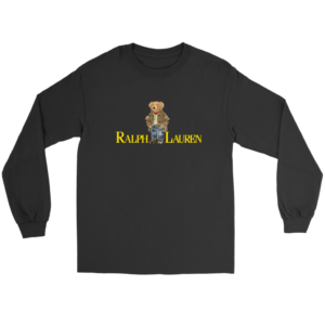 Ralph Lauren Bear Long Sleeve Tee