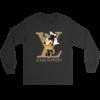 Micke Mouse Supreme Bape Logo Long Sleeve Tee