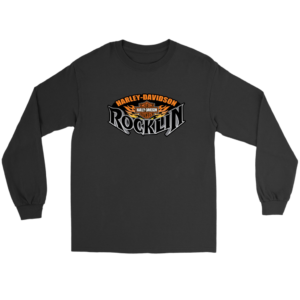 Harley Davidson Of Rocklin Long Sleeve Tee