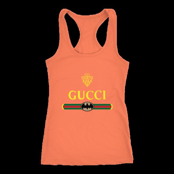 Gucci Logo With Batman Women's Tank Top
