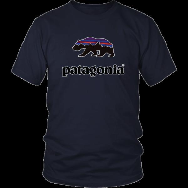 Patagonia Fitz Roy Bear Unisex Shirt