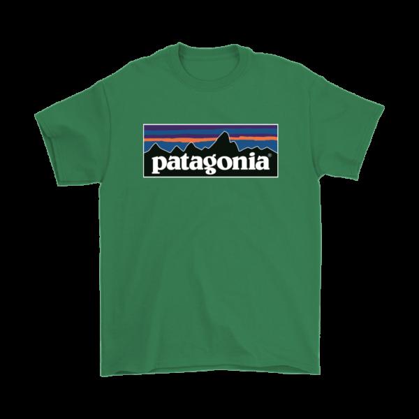Patagonia Logo Mens T-Shirt