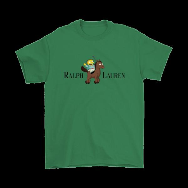 Ralph Lauren Simpson Mens T-Shirt