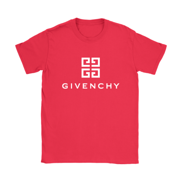 Givenchy Logo Womens T-Shirt