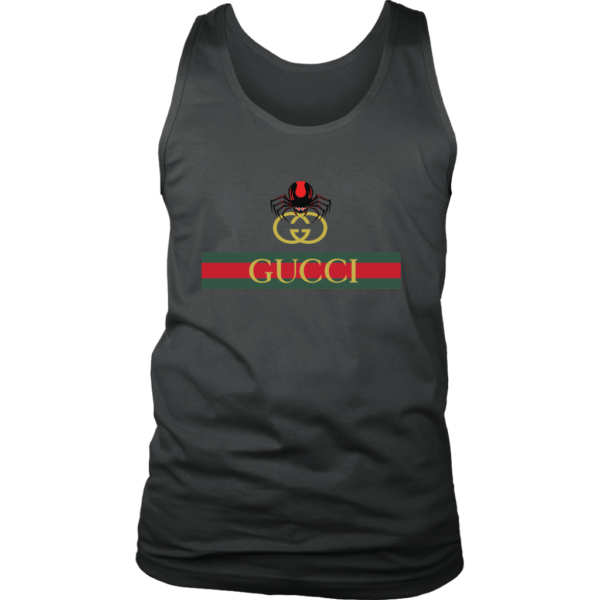 Gucci Spider Limited Edition Mens Tank Top