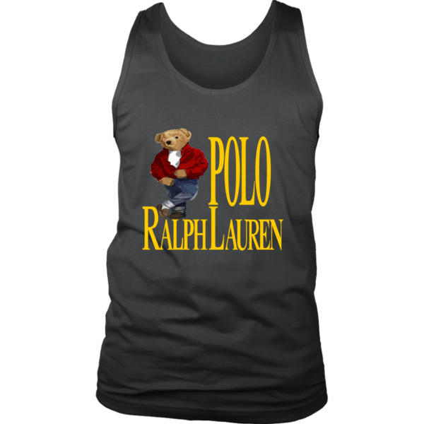 Ralph Lauren Polo Bear Mens Tank Top