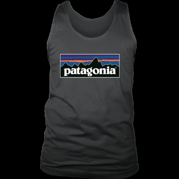 Patagonia Logo Mens Tank Top