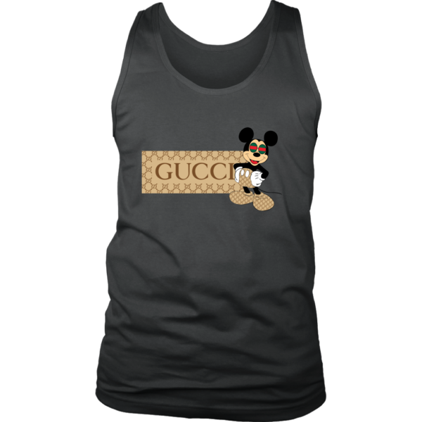Gucci Mickey Mouse Premium Mens Tank Top