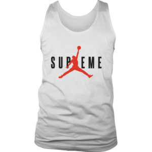 SUPREME BASKETBALL JORDAN Mens Tank Top