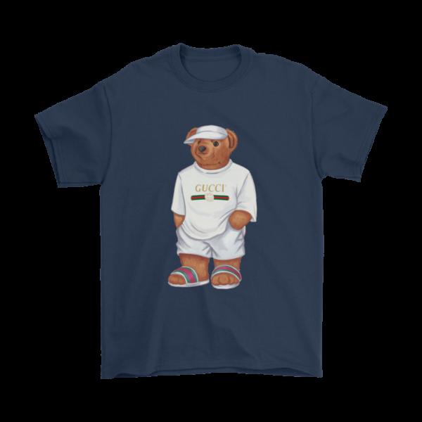 LIFE'S GUCCI BEAR Mens T-Shirt