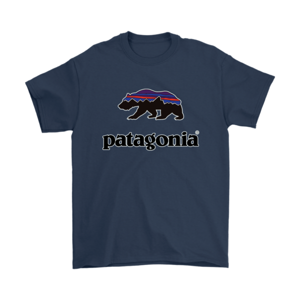 Patagonia Fitz Roy Bear Mens T-Shirt