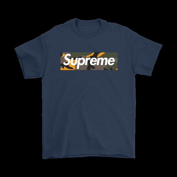 Supreme Brooklyn Logo Mens T-Shirt