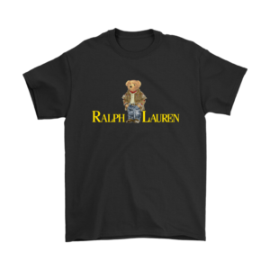 Ralph Lauren Bear Mens T-Shirt