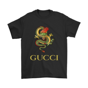 Gucci Dragon  Editon Mens T-Shirt
