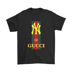 Gucci New York Yankees Mens T-Shirt