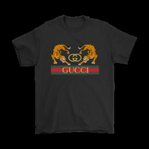 Gucci Strength Jaguar Mens T-Shirt