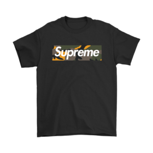 Supreme Brooklyn Logo Mens T-Shirt