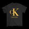 Calvin Klein Logo Mens T-Shirt