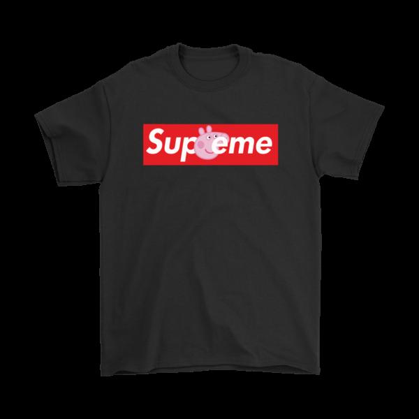 Supreme Peppa Pig Mens T-Shirt