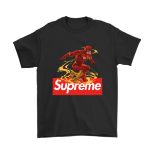 Supreme The FLASH Mens T-Shirt