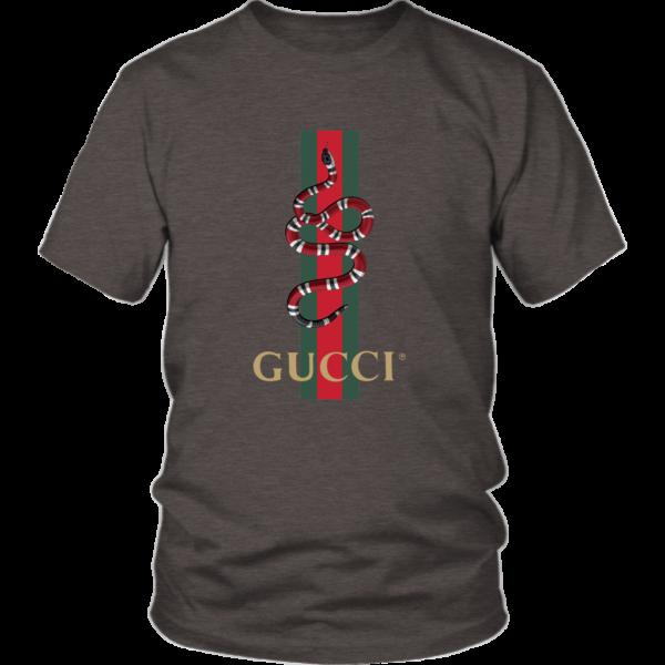 Gucci Snake Logo Unisex Shirt