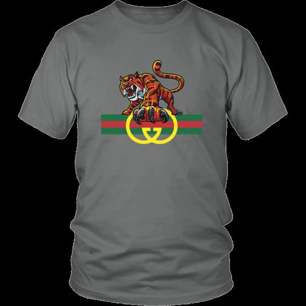 Tiger Gucci Logo Unisex Shirt
