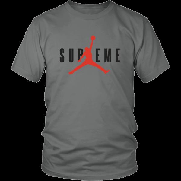 SUPREME BASKETBALL JORDAN Unisex Shirt
