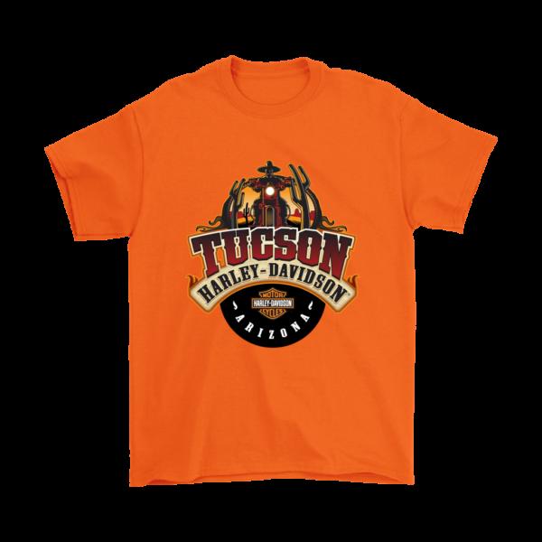 Harley Davidson Of Tucson Mens T-Shirt